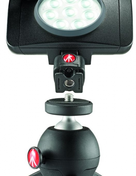 Manfrotto PowerLED Lumimuse 8 6
