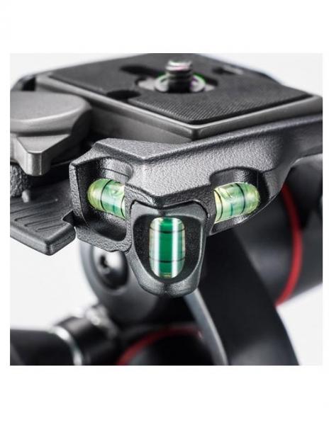 Manfrotto X-PRO 3-Way cap foto cu manere retractabile [5]