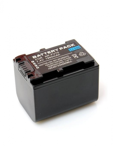 Digital Power NP-FV70 Acumulator compatibil Sony 1
