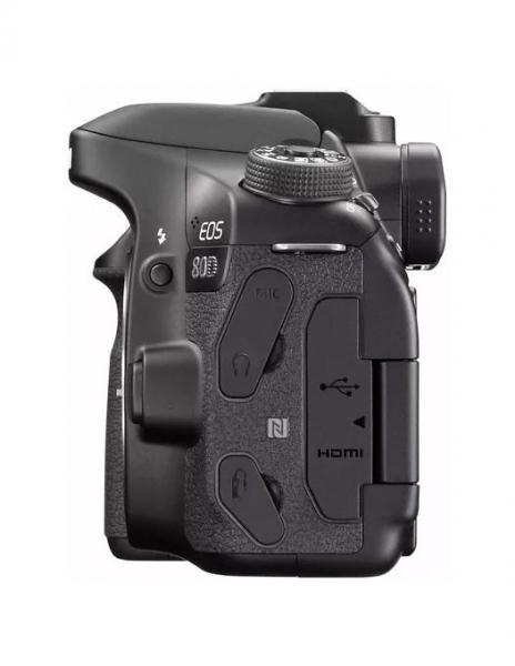Canon EOS 80D Aparat Foto DSLR 24.2MP Kit cu Obiectiv EF-S 18-55 IS STM [7]