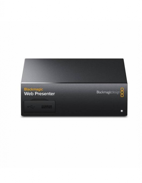 Blackmagic Design Web Presenter 2