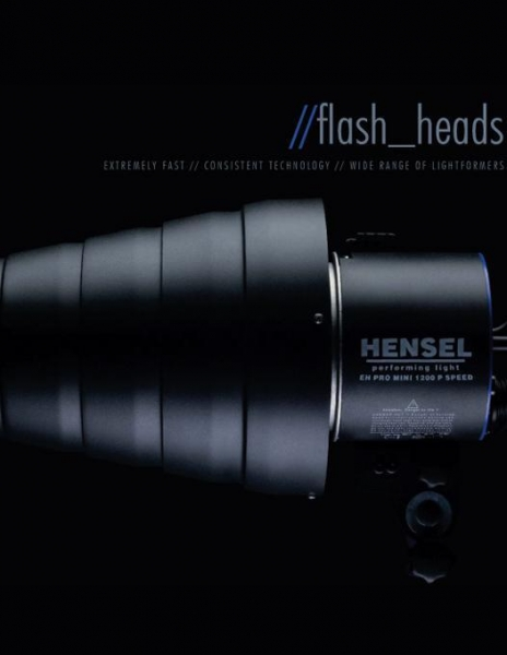 Hensel EH Pro Mini Porty 1200W blitz 8
