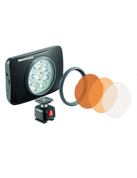 Manfrotto PowerLED Lumimuse 8 0