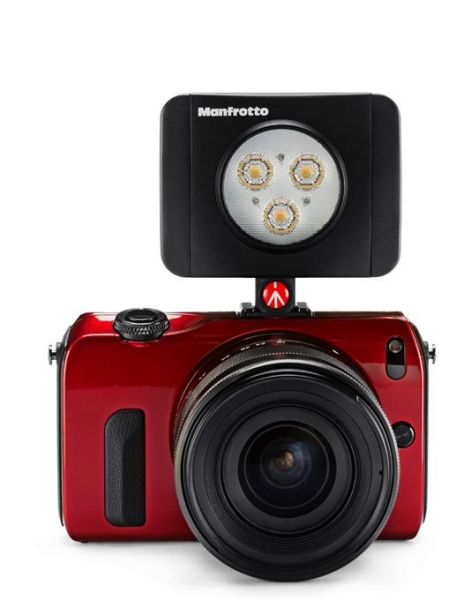 Manfrotto PowerLED Lumimuse 3 2