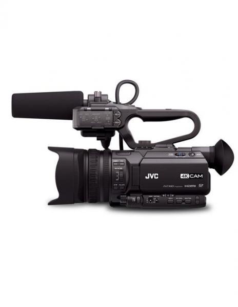 JVC GY-HM180E Camera Video 4K cu obiectiv 12X 2