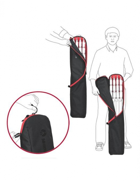 Manfrotto LBAG110 geanta stative 2