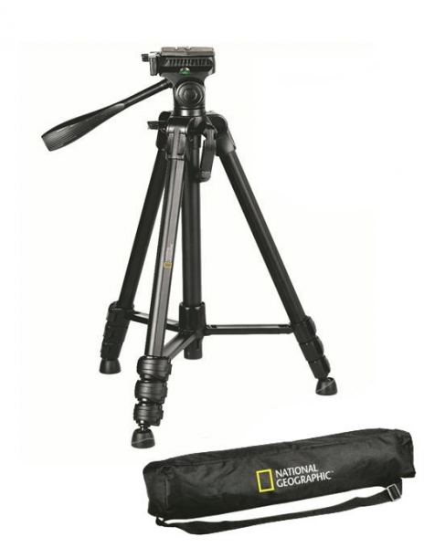 National Geographic Kit trepied foto-video 0