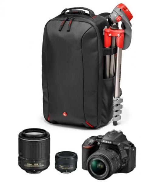 Manfrotto Essential rucsac pentru foto si drone DJI Mavic Pro 1