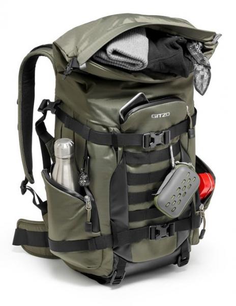 Gitzo Adventury 30L Rucsac pentru DSLR verde kaki 1