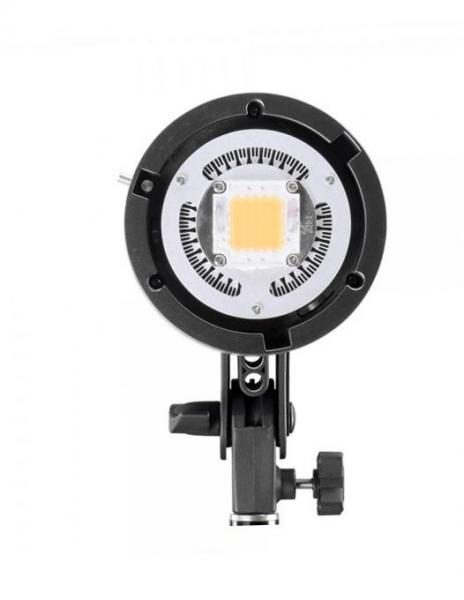 Tolifo Lampa Video LED Bicolor cu Octobox 95cm 4