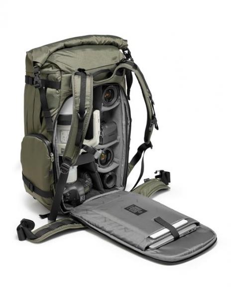 Gitzo Adventury 45L rucsac pentru DSLR si 600mm 2