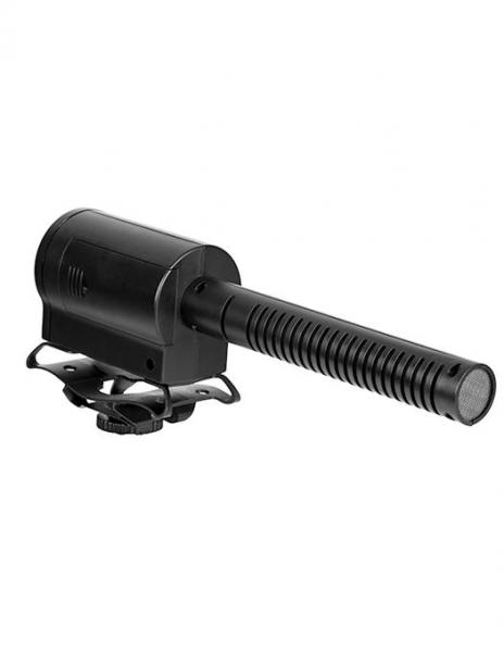 Boya BY-DMR7 microfon shotgun cu flash recorder integrat [2]