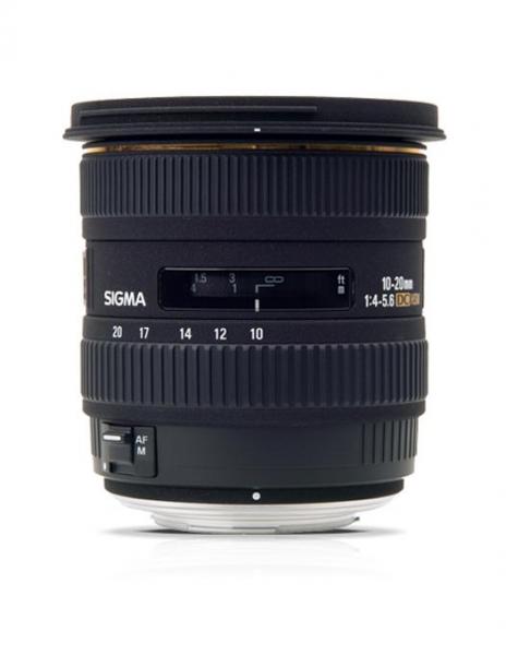 Sigma 10-20mm F4-5.6 EX DC HSM pentru Canon 0