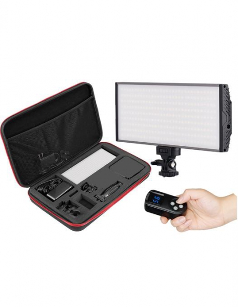 Tolifo GK 30B Lampa Video LED 300 Bicolor 30W 0