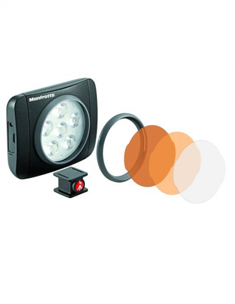 Manfrotto PowerLED Lumimuse 6 lampa video 0