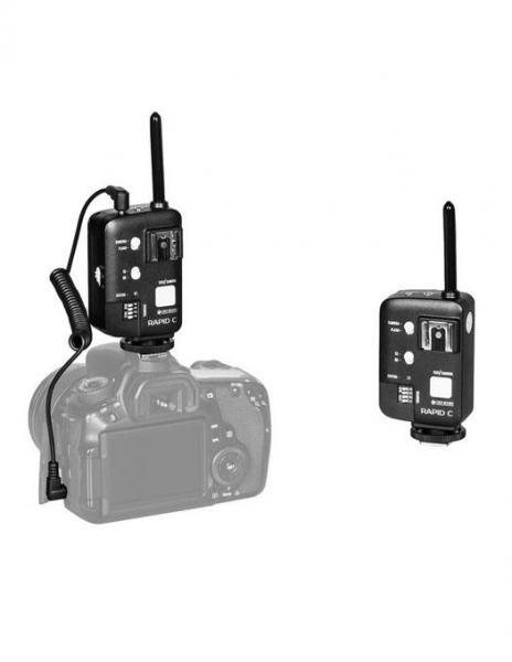 Genesis Rapid Navigator trigger wireless TTL HSS pentru Nikon 5