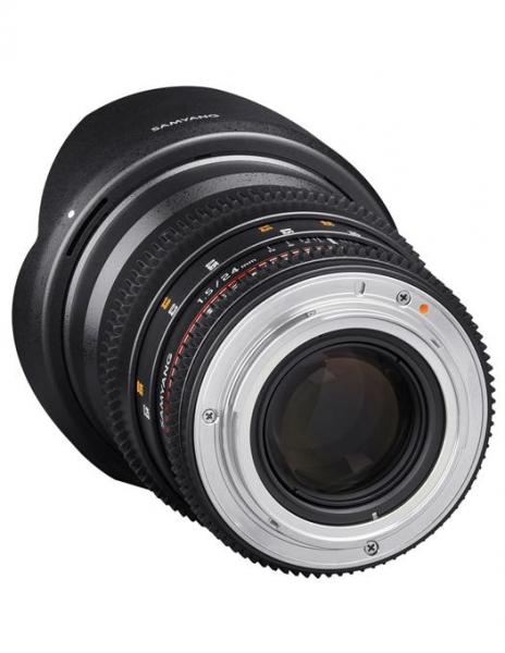 Samyang 24mm T1.5 Canon obiectiv VDSLR