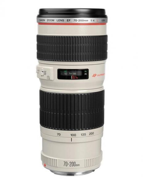 Canon EF 70-200mm f/4L USM 0