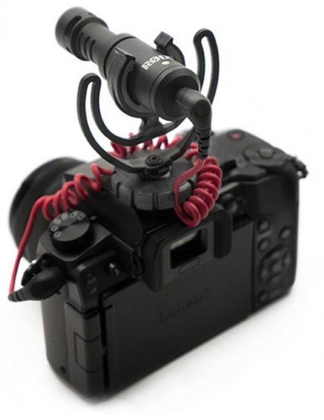 Rode Microfon VideoMicro vlogging video extern cardioid micro shotgun ultracompact 1