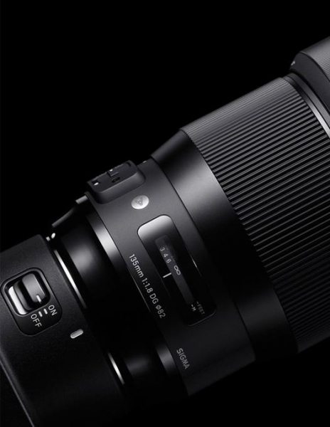 Sigma 135mm f/1.8 DG HSM Art Canon 1