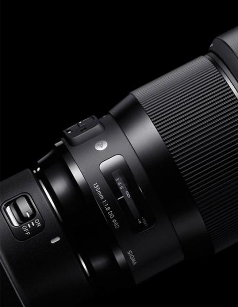 Sigma 135mm Obiectiv Foto DSLR f1.8 DG HSM ART CANON 4