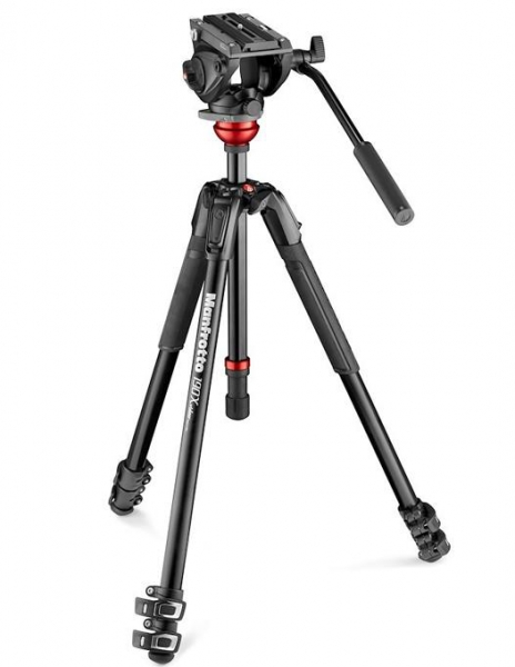 Manfrotto MVK500190XV Kit trepied video Mirrorless 0