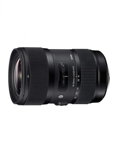 Sigma 18-35mm Obiectiv Foto DSLR f1.8 DC HSM ART NIKON 1