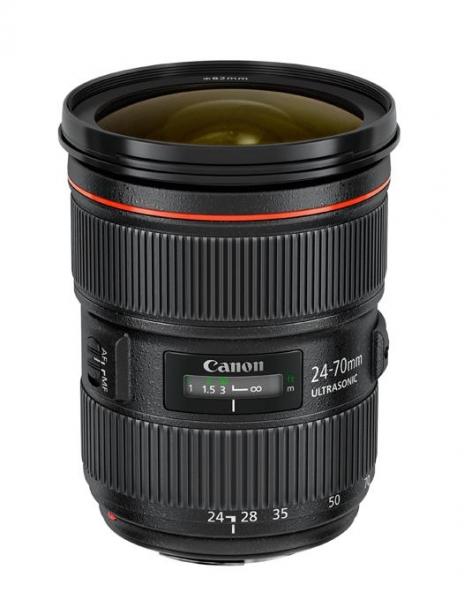 Canon EF 24-70mm f/2.8L II USM 1