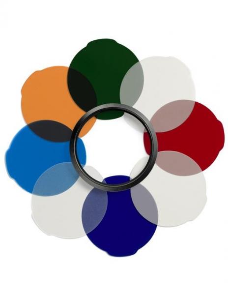 Manfrotto set filtre clasic pentru Lumimuse 0