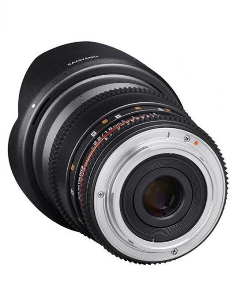 Samyang 16mm T2.2 Nikon VDSLR 1