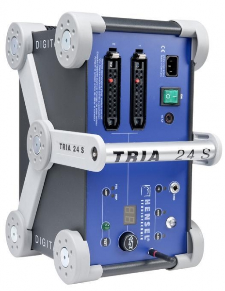 Hensel Tria 24SF generator 1