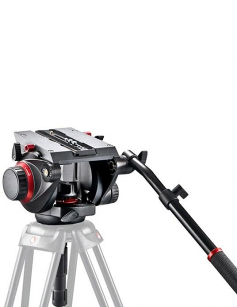 Manfrotto cap trepied video 509HD 5