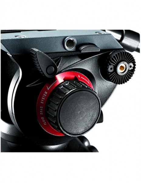 Manfrotto kit trepied video 504HD,546GBK 3