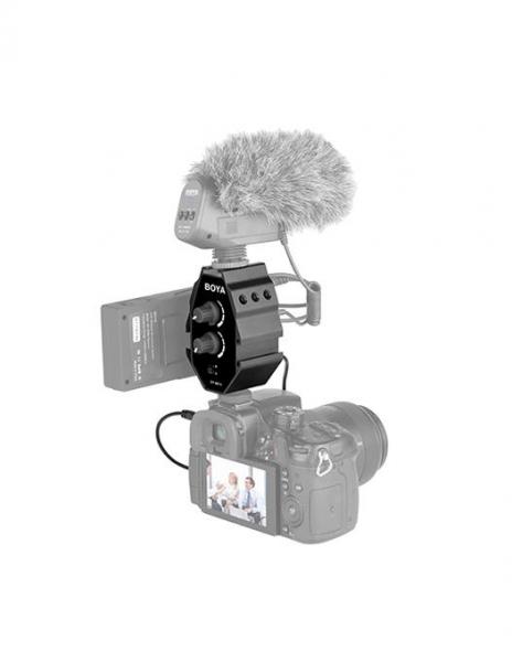 Boya BY-MP4 adaptor audio 2
