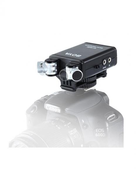 Boya BY-SM80 microfon stereo condenser 2