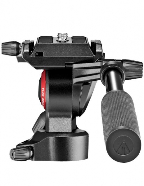 Manfrotto Cap video fluid Befree Live