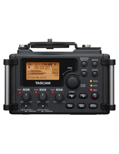 Tascam DR-60D MKll Recorder audio portabil [0]
