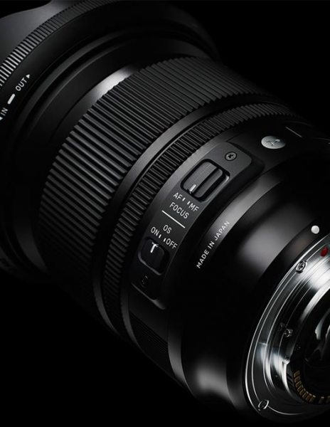 Sigma 24-105mm F4 DG OS HSM Art - Canon