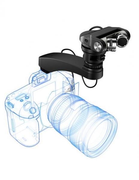 Tascam Microfon stereo DSLR TM-2X 2