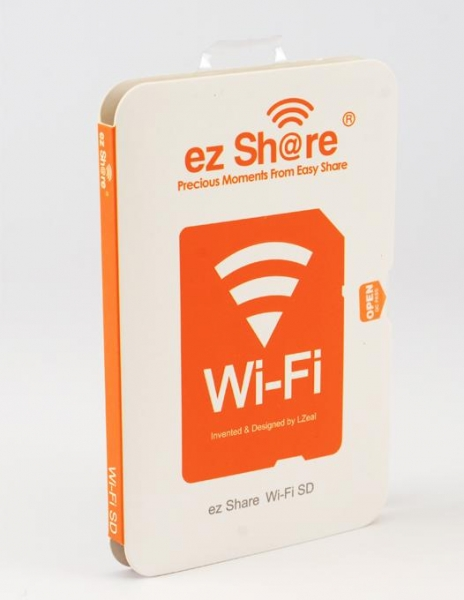 EzShare Card Wi-Fi 8Gb 0