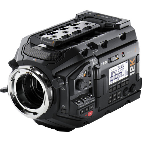 Blackmagic Camera video cinema Broadcast URSA mini PRO 12K 0