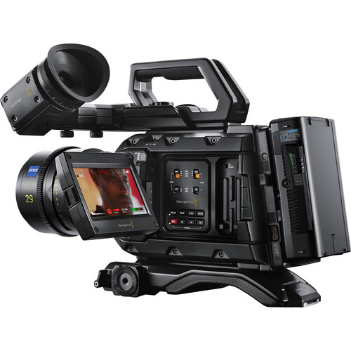Blackmagic Camera video cinema Broadcast URSA mini PRO 12K 2