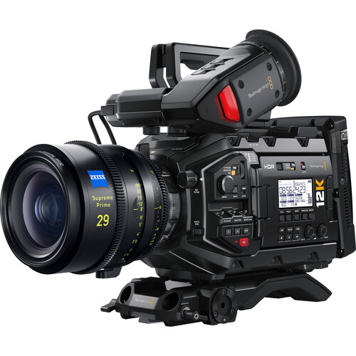 Blackmagic Camera video cinema Broadcast URSA mini PRO 12K 1