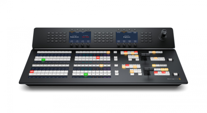 Blackmagic Design Atem 4 M/E Advanced Panel 0