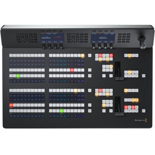 Blackmagic Design Atem 4 M/E Advanced Panel 1