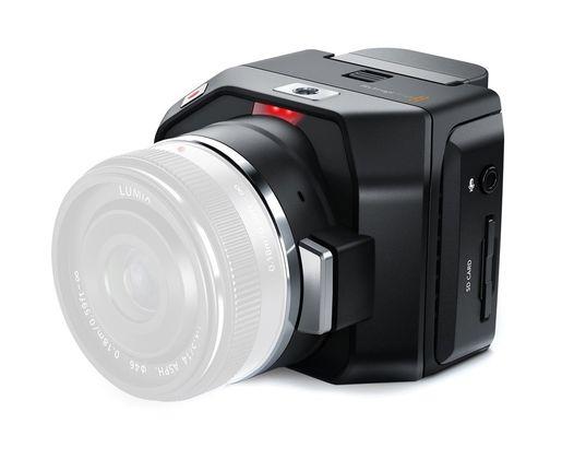 Blackmagic Micro Camera Cinema 0