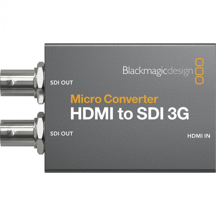 Blackmagic Micro Convertor HDMI la SDI 3G fara sursa [0]