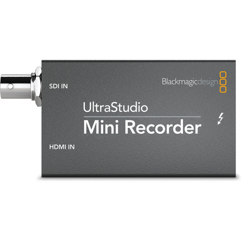 Blackmagic Mini Recorder UltraStudio pentru Mac 1