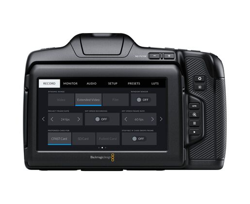 Blackmagic Design Pocket Cinema Camera 6K PRO [2]