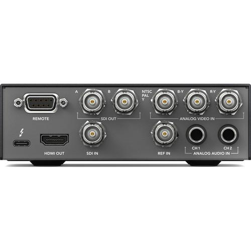 Blackmagic UltraStudio HD Mini, BDLKULSDMINHD 2